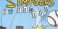 Simpsons Comics 120