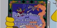 Angelica Button and the Chalice of Consequence