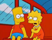Bart vs. Lisa vs. the Third Grade 57A