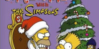 Christmas with the Simpsons & Bart Wars - The Simpsons Strike Back