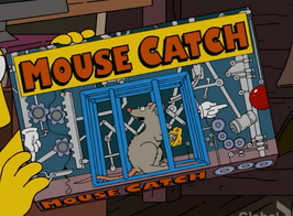 Mouse Catch