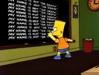 Simpsons-death