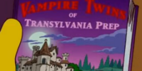 The Vampire Twins of Transylvania Prep