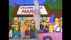 Marge Statue