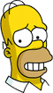 Homer Guilty Icon