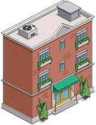 Village Apartments Menu