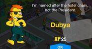 DubyaUnlock