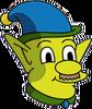 Happy Little Elf Bismuth Icon