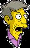 Skinner Madsurprised Icon