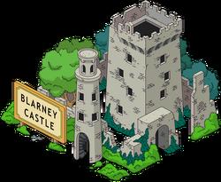 Blarney Castle Menu