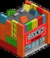 Blockostore menu