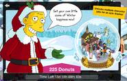 Giant Snow Globe Gil's Deal Image