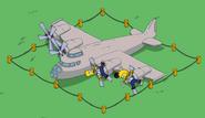 Face the Training Plane job 1