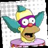 Clownface Portrait