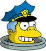 Beer Stein Wiggum Happy Icon