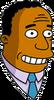 Dr. Hibbert Happy Icon