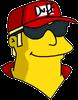 Duffman Icon