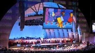 Bartman at Hollywood Bowl