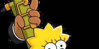 Saxophone Lisa