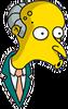 Mr. Burns Surprised Icon