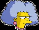 Selma Annoyed Icon