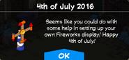 4th of July Pinwheel reward