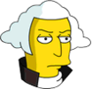 George Washington Serious Icon