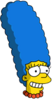 Marge Nervous Icon