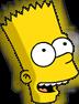 Bart Singing Icon