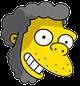 Caveman Moe Happy Icon