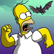 Treehouse of Horror XXVII Event App Icon