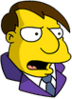 Quimby Angry Icon