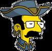 Artie Ziff Pirate Icon
