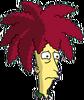 Sideshow Bob Sad Icon