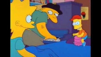 The Simpsons Lisa, it's your Birthday