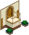 Classic Small Balcony Menu