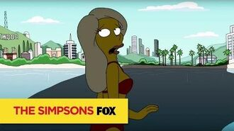 THE SIMPSONS Terror Awaits ANIMATION on FOX