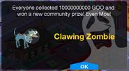 ClawingZombieunlock