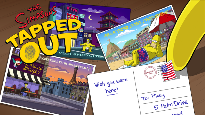 Destination Springfield 2017 Event Splashscreen