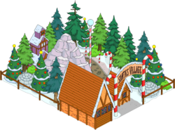 Santasvillage transimage