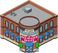 Red Blazer Realty | The Simpsons: Tapped Out Wiki | Fandom powered ...