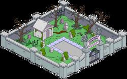 Springfield Cemetery Menu