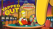 Burns Casino 2016 Event Splashscreen