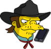 Outlaw Snake Phone Icon