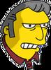 Fat Tony Angry Icon