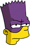 Bartman Intense Icon