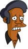 Apu Worried Icon