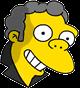 Pin Pal Moe Happy Icon