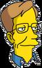 Stephen Hawking Icon