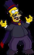 Evil Homer Unlock